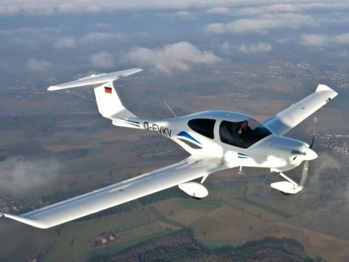 DIAMOND AIRCRAFT DR40